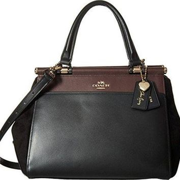 DCCK7J3 COACH Womens Selena Grace Satchel