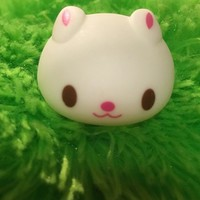 WHITE MOCHI BUNNY AIR SQUISHY! from Squishy Noodle