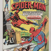 Peter Parker, The Spectacular Spider-Man; V1, 1.  NM-.  December 1976.  Marvel Comics