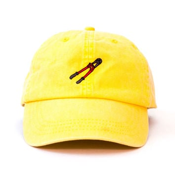 Bolt Cutter Outdoors Cap (Yellow)