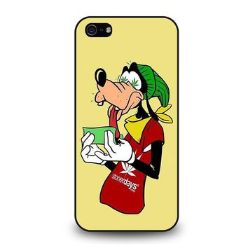 GOOFY ROLL WEED iPhone 5 / 5S / SE Case Cover