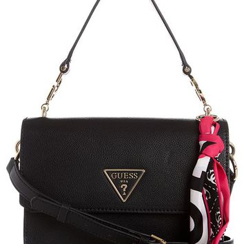 GUESS Analise Flap Crossbody & Reviews - Handbags & Accessories - Macy's