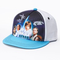 Star Wars Heros Baseball Hat - Boys, Size: One Size (Black)