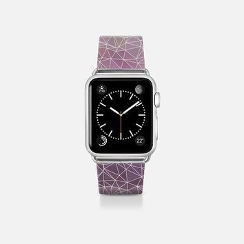 Polygons 03 Apple Watch Band (38mm)  by VanessaGF | Casetify