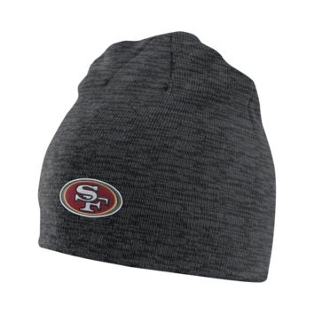Nike Reversible (NFL 49ers) Knit Hat (Black)