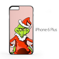 The Grinch Christmas iPhone 6 Plus Case