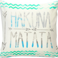 Lion King Hakuna Matata Pillow