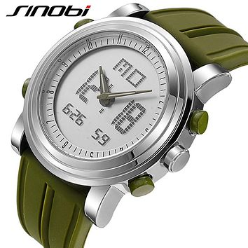 Sports Digital Men Women's Wrist Watches Stock Watch Date Waterproof Chronograph Running Clocks