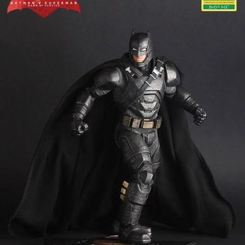Batman Dark Knight gift Christmas Crazy Toys 1:6 Batman v Superman: Dawn of Justice The Dark Night Batman Armored / Blinde Collectible Figure Toys 30cm AT_71_6