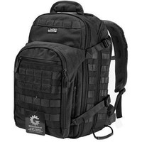 Gx600 Tactical Backpack Blk