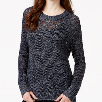 Sanctuary All Day Pullover Sweater - Sweaters - Women - Macy's