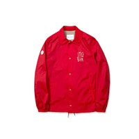 [COACH JACKET red]