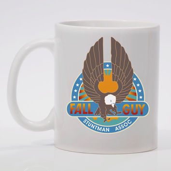 "Fall Guy   ""Coffee Mug"""