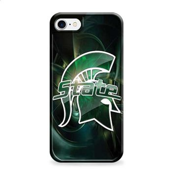 Michigan State spartans stylized iPhone 6 | iPhone 6S case