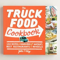 The Truck Food Cookbook - World Market