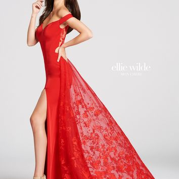 Ellie Wilde EW118023- Red