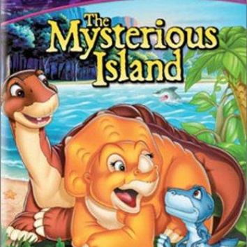 THE LAND BEFORE TIME V - THE MYS