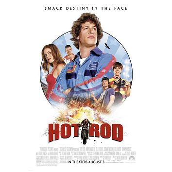 Hot Rod 27x40 Movie Poster (2007)