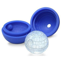 Star Wars Death Star Death Star Ice Mold Freezer