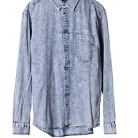 Torex medium stonewash | Shirts | Weekday.com