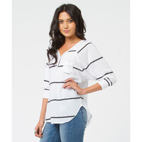 Billabong Women's Draw The Line Top