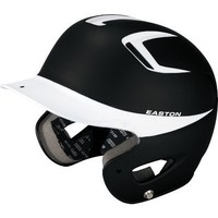 Easton Natural Grip 2-Tone Senior Batting Helmet | Softball.com