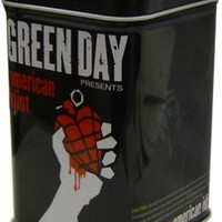 Green Day Candle - American Idiot