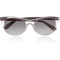 Marc by Marc Jacobs Square-frame acetate sunglasses – 50% at THE OUTNET.COM