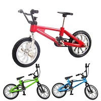 Functional Finger Mountain Bike + Spare Tire + Tools Dixie Bicycle Boy Toy Finger Bikes Baby Toys For Children