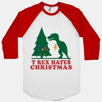 T Rex Hates Christmas