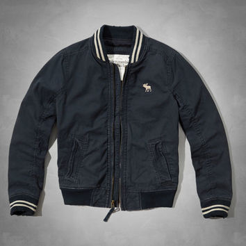 Mount Armstrong Baseball Jacket