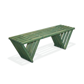 Green Goddess Bench