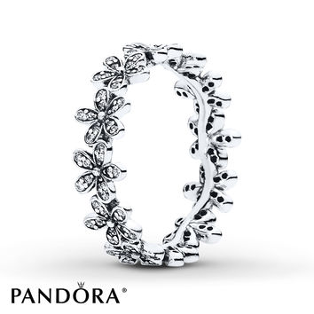 PANDORA Ring Dazzling Daisy Meadow Sterling Silver