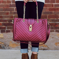 Living Fierce Handbag