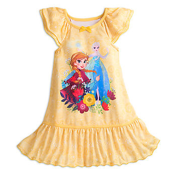 Frozen Nightshirt for Girls | Disney Store