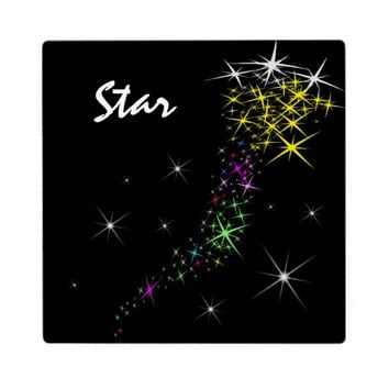 Christmas Star Plaque