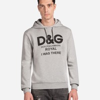 D&G Fashion Casual Top Sweater Pullover Hoodie