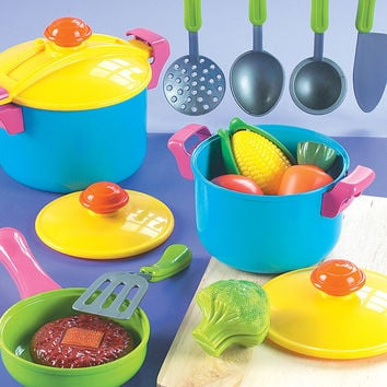 Young Chef's 11-Piece Cookware Play Set