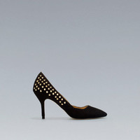 STUDDED COURT SHOES - Shoes - Woman - ZARA United States