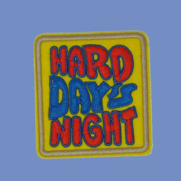 Hard Day's Night Patch