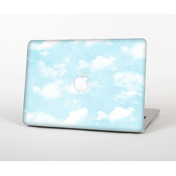 The Vintage Cloudy Skies Skin Set for the Apple MacBook Air 11""