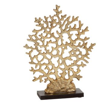 Cool And Appealing Aluminum Decorative Coral