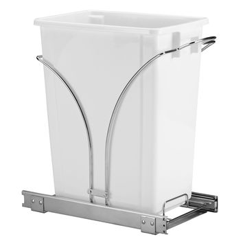 Household Essentials 9 Gallon Single Waste Can Storage Caddy