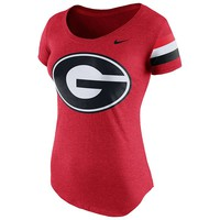 Nike Georgia Bulldogs DNA Tee - Women's, Size:
