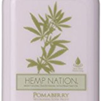 New Sunshine Australian Gold Hemp Nation Pomaberry Tan Extender, 18 Ounce