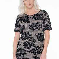 Fitz Floral Top
