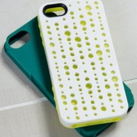 Tech Candy Hipster Collection Effervescent 3-Piece Iphone 5 Hard Soft Case