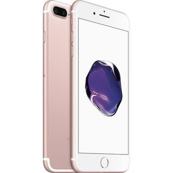 Refurbished iPhone 7 Plus Rose Gold T-Mobile 128GB