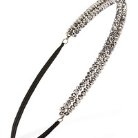 FOREVER 21 Beaded Elastic Headband