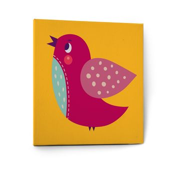Cute Animals Pictures Series Canvas Wall Art Decal Painting Prints Decor Bird4